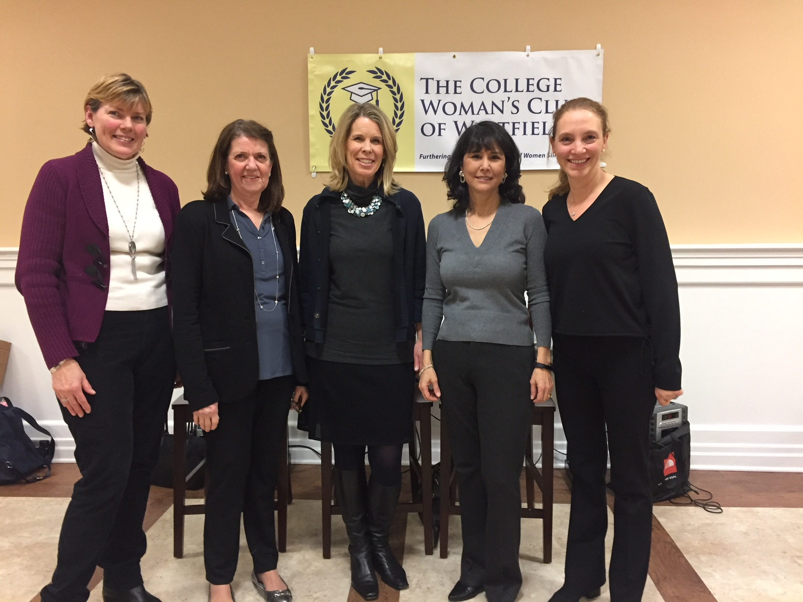 CWC Hosts The Ins and Outs of the College Admissions Process Event